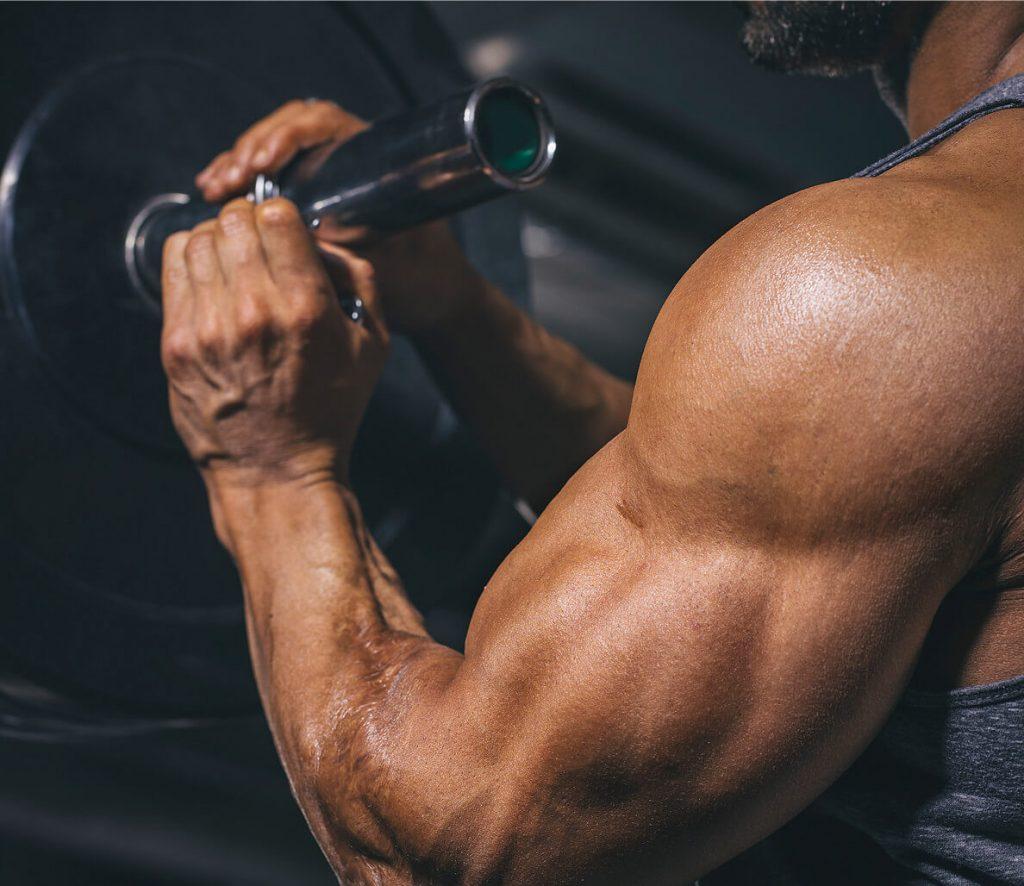 Oefeningen voor de schouder