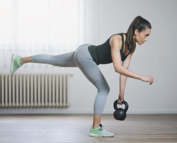 Oefeningen voor de benen